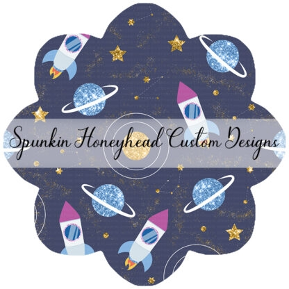 Round 41 - Space Dinos - Sparkle Space Rockets